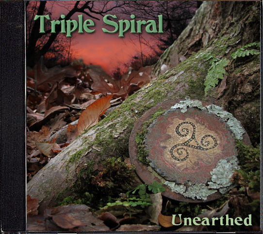 Triple Spiral CD cover